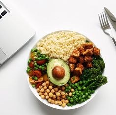 I really can't wait for chirping birds and spring 💐, but in the mean time I'm brightening up my feed in the hope that it comes soon 😊. For lunch today I had 🍃tofu,... Broccoli, Spinach, Low Fat Diets, Tofu, Cobb Salad, Avocado, Things To Come, Lunch, Birds