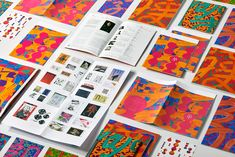 visual identity of Chinese typography design exhibition on Behance