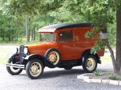 ◆1930 Ford Model A Panel Delivery◆