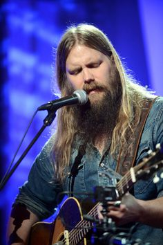 chris stapleton | Chris Stapleton Chris Stapleton performs during the MTV, VH1, CMT ...