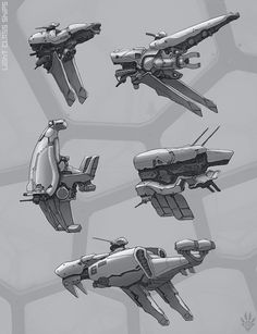 Pack of spaceship concepts Light class ships Spaceship Art, Spaceship Design, Spaceship Concept, Star Wars Spaceships, Sci Fi Spaceships, Star Fox, Cyberpunk, Sci Fi Ships, Found Object Art