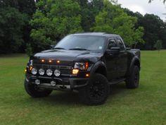 Ford Raptor SVT...my dream truck