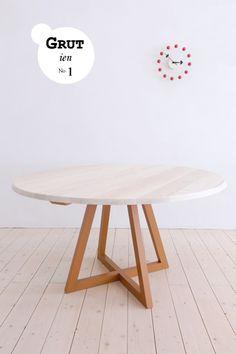 Grut 1 | Slowwood handmade furniture