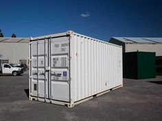 Shipping Containers Sydney are Sydney's leading Shipping Container experts! Converted Shipping Containers, Shipping Container Office, Shipping Containers For Sale, Container Company, Sydney, Recreational Vehicles, Locker Storage, Online Shipping, Repurposing