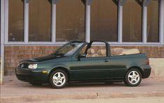 2001 Volkswagen Cabrio #1