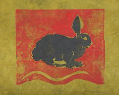 Year of the Rabbit Print Exhibition