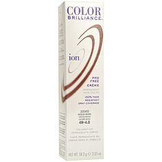 Color Brilliance Permanent Creme Hair Color ** Read more at the image link. #hairfashion
