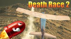 Death Race 2: Planes! Dodging Missiles - Ghost Recon: Wildlands Racing