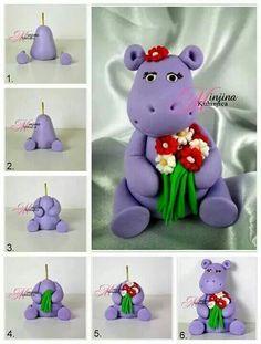 Girl Hippo....