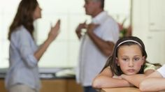 CHILDREN who encounter family break-up are far more likely to be violent, unhappy and feel unfulfilled throughout their lives, according to an NHS study.