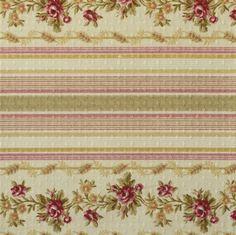 Designer Upholstery Fabric: Babenri Vintage