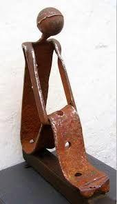 """Résultat de recherche d'images pour """"esculturas en hierro reciclado"""""""