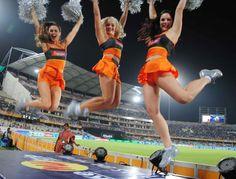 17 Hot & Sexy Photos of IPL Cheerleaders & Cheergirls Cheerleader Images, Cheerleading Pictures, Hot Cheerleaders, Richie Benaud, Georgy Girl, Chennai Super Kings, Matches Today, Mumbai Indians, Match 3