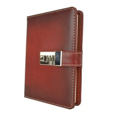 Excited to share the latest addition to my #etsy shop: Big leather notebook with password lock in Dark Red color Travelers Journal Notebook Planner with inserts Journal Planner School Notebook Natural Tan, Natural Leather, School Notebooks, Leather Notebook, Writing Paper, Journal Notebook, Leather Cover, Dark Red, Red Color
