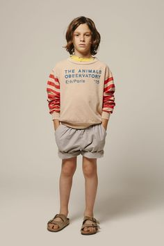 2654a69857a Kids fashion - The Animals Observatory - Spring Summer 2016 Collection