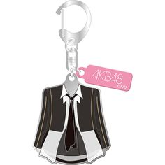 AKB48 衣装キーホルダー第5弾 UZA