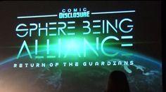Corey Goode: COMIC Disclosure - Sphere Being Alliance: Return of the Gua...
