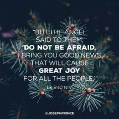 Pastor Joseph Prince, God Of Angel Armies, Salvator Mundi, Love Fight, Luke 2, Do Not Be Afraid, Living Water, Prayer Scriptures, Falling In Love With Him