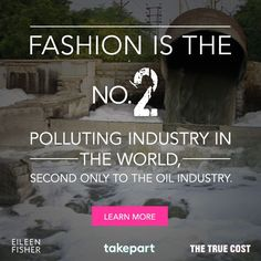 Watch the inspiring True Cost Movie and learn how you can help. Documentary film. Fashion