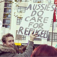 Refugees #auspol