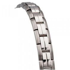 John needs a new braclet anniversary is coming up ! REVV, Titanium Men's Bracelet  Hmmmm this one looks nice !!