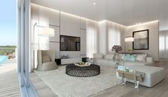 Neutral Palette Interiors by Ando Design Studio
