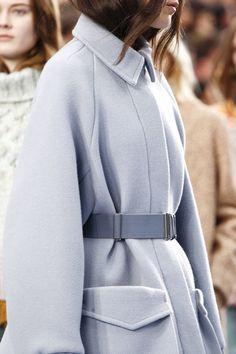 cool chic style fashion : #Chloe - Elegantly Waisted #jackets
