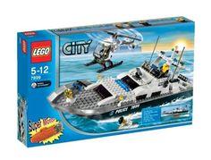LEGO City 7899 - Polizeiboot Lego http://www.amazon.de/dp/B000BVMAQK/ref=cm_sw_r_pi_dp_2lvMub0ATZJY0