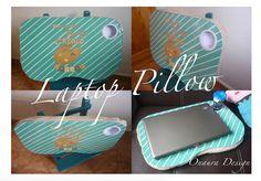 Mesa para Portátil | Laptop Pillow | Onaura Design