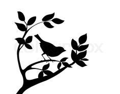 silhuetter træer - Google-søgning
