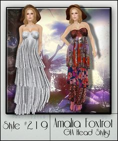 Style Card New by AmaliaFoxtrot, via Flickr