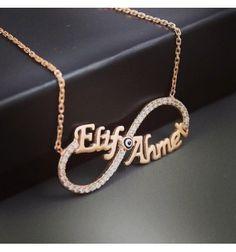 Kişiye özel bir kolye sipariş etmek istiyorsanız, doğal taşlı harfli ve isim yazılı gümüş, altın, pırlanta kolye, bileklik, küpe, yüzük, takı setleri inceleyebilirsiniz. Ayrıca otantik, hayalet, doğaltaş ve el yazması kolye modellerimiz de ilginizi çekecektir. #kişiye #özel #swarovski #sevgililergünü #hediyesi #nazar #altın #gümüş #kolye #hediye #aşk #sonsuz