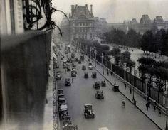 Paris, 1920's.