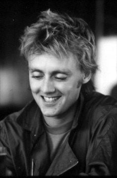 Roger Taylor (IMHO the only member of Queen to put out a truly kick ass solo album, Fun in Space)