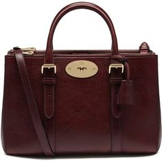 4652be053c3c Mulberry Small Bayswater Double Zip Tote Bag