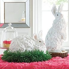 Grandin Road - Spring Decor - Easter Centerpiece - Spring Decorations