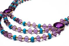 Mischief Bead and Disc Necklace