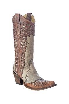 Deze Corral boots collectie komt medio oktober in store & online ...
