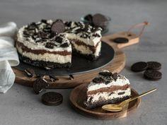 Oreokake Pudding Desserts, Oreos, Tiramisu, Panna Cotta, Cheesecake, Goodies, Food And Drink, Baking, Ethnic Recipes