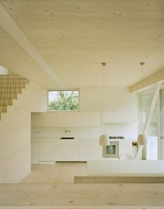 JustK  Tübingen | Germany | Completed 2010 #allwood #minimal #kitchen