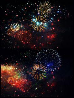 ! Fireworks ! by An@ïs, via Flickr