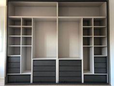 Home Decorators Hazelwood Mo Product Closet Designs, Closet Decor, Bedroom Cupboard Designs, Bunk Bed With Desk, Bedroom Design, Closet Remodel, Bedroom Closet Design, Wardrobe Room, Wardrobe Door Designs