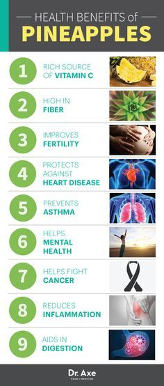 Health Benefits of Pineapples http://www.draxe.com #health #holistic #natural