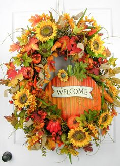 This is the way to welcome the lovely seasonal colors of fall. From our designer…