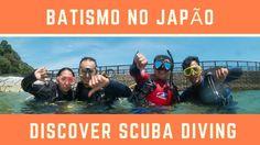 Batismo De Mergulho No Japão - Mergulho No Japão - Coral Diving