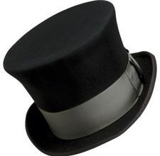 DIY Top HAT-could have used this more than once!