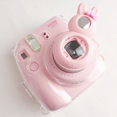 Imagem de pink, camera, and pastel