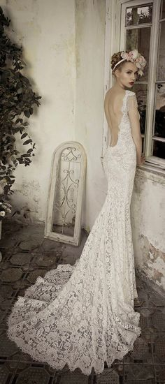 Lihi Hod Wedding Dresses 2014