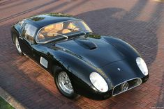 1957 Maserati 450S Costin by Zagato