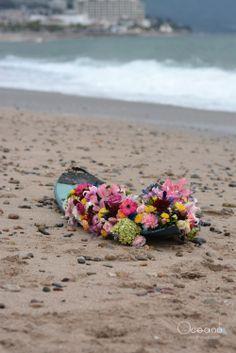 Surfeamos? Flores coloridas reciben la Primavera 2014 en Puerto Vallarta